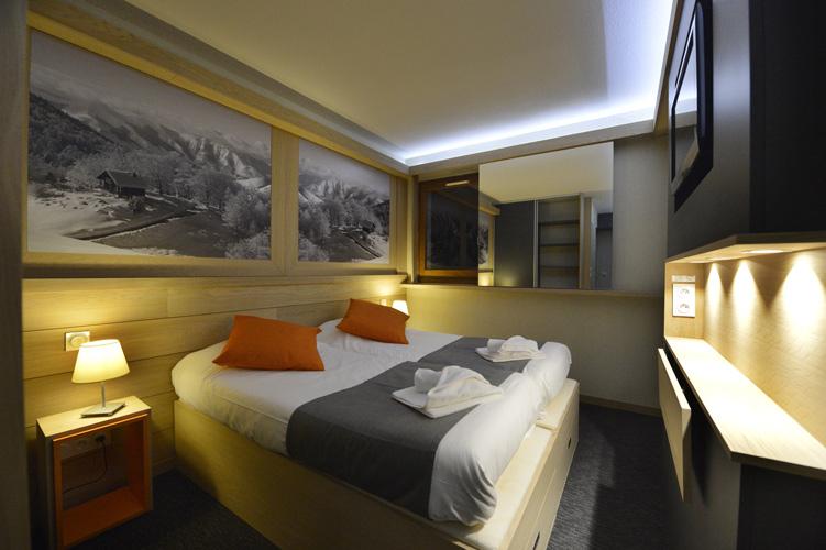 mmv Hotel Club Tignes les Brévières, Les Brévières, Savoie, French Alps, rooms