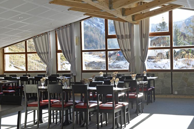 mmv Hotel Club Tignes les Brévières, Les Brévières, Savoie, French Alps, restaurant savoyard