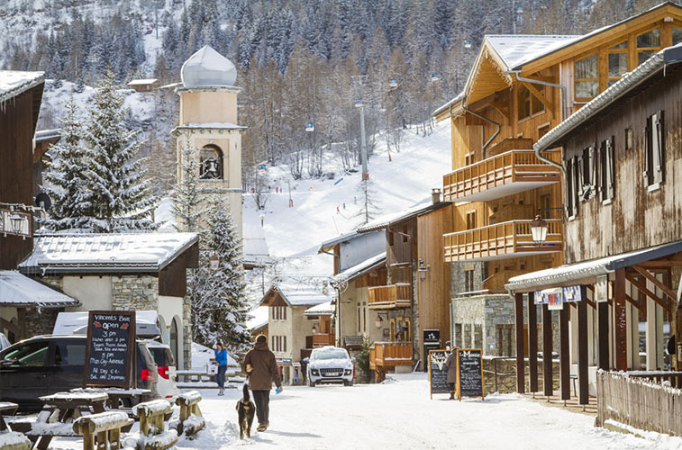 mmv Hotel Club Tignes les Brévières, Les Brévières, Savoie, French Alps, village