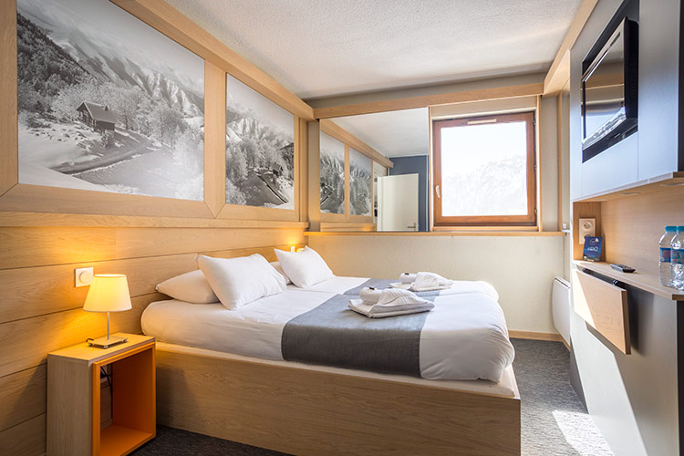 Hotel Club Tignes 4 étoiles
