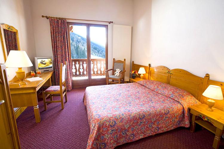 Hôtel club mmv Val Cenis, Le Val Cenis, Savoie, chambres