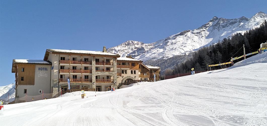 Séjours vacances en hôtel club à Val Cenis