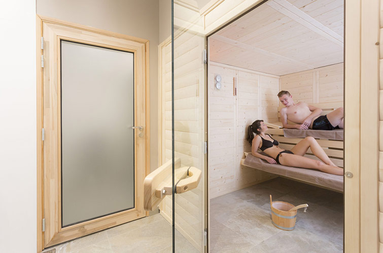 mmv Hotel Club Val Thorens, Les Arolles, Savoie, french Alps, sauna