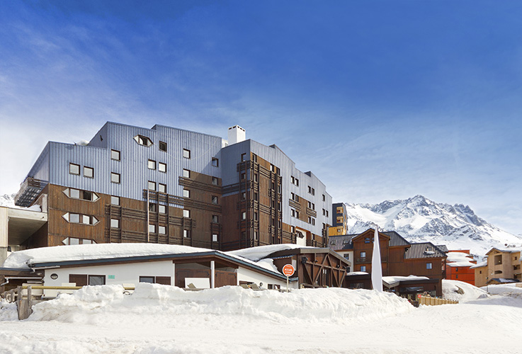 mmv Hotel Club Val Thorens, Les Arolles, Savoie, french Alps
