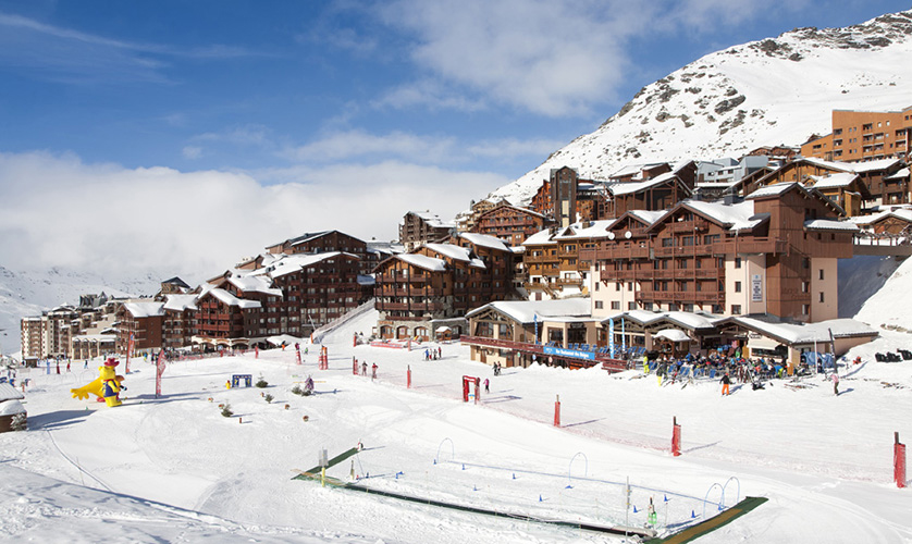 mmv Hotel Club Val Thorens, Les Neiges, Savoie, french Alps