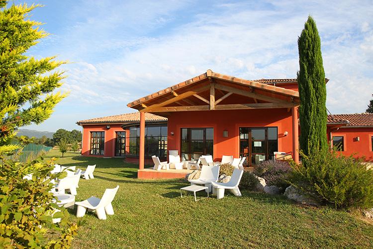 Résidence Partenaire Valence, le domaine du lac, drôme