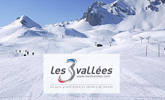 Location Les 3 Vallées