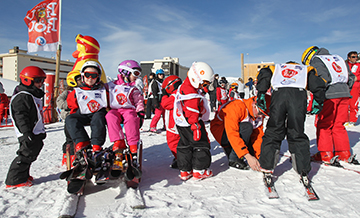Séjour ski enfants Saint-Gervais