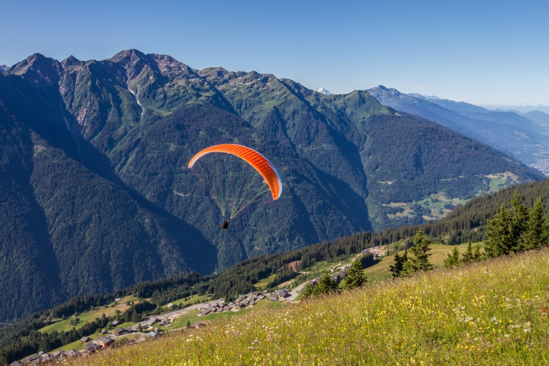 Toutes les activités insolites de la montagne en été