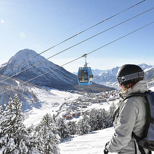 destination montgenevre french alps