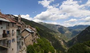 Chapelles peintes du Mercantour : les BD de la Renaissance