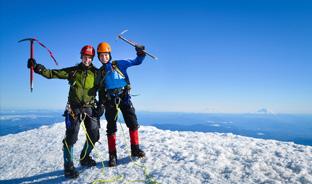 Parés pour une randonnée glaciaire ?