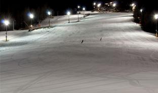 Sarenne by night : le ski sous les étoiles