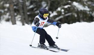 The spot to ski !