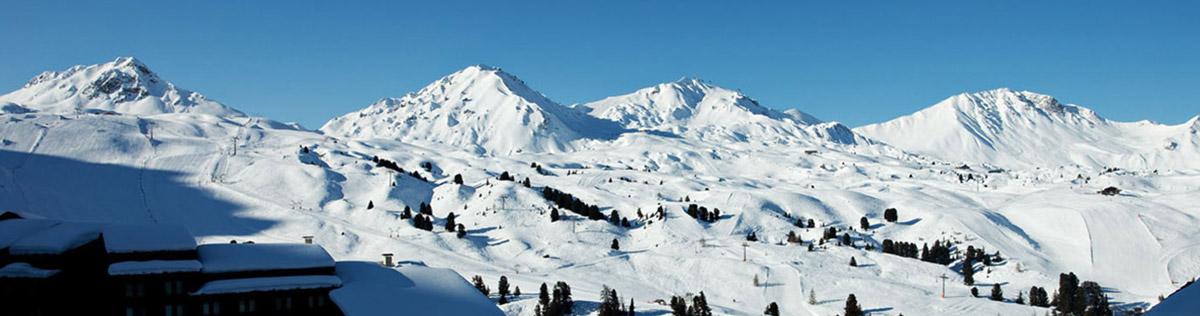 Location de vacances au ski à Belle Plagne