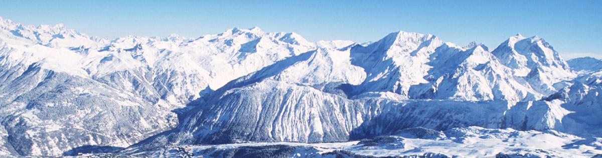 Location de vacances au ski à Courchevel Moriond