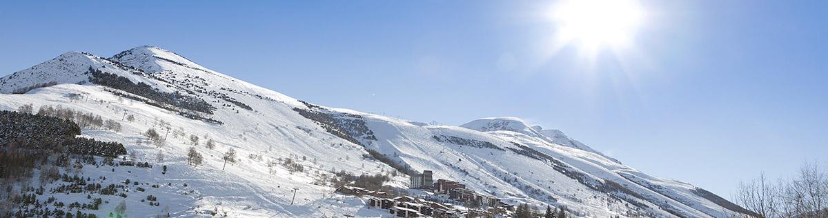 Location de vacances au ski aux Deux Alpes