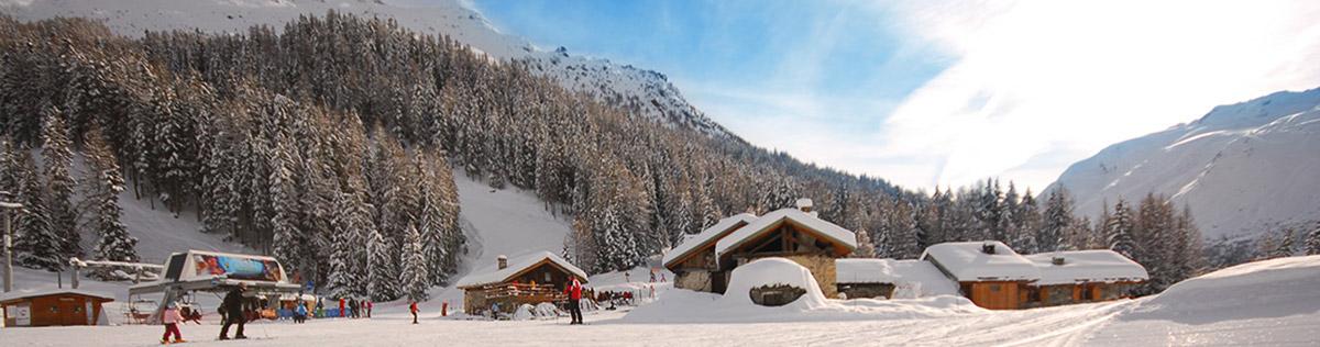 Location de vacances au ski à Sainte Foy Tarentaise
