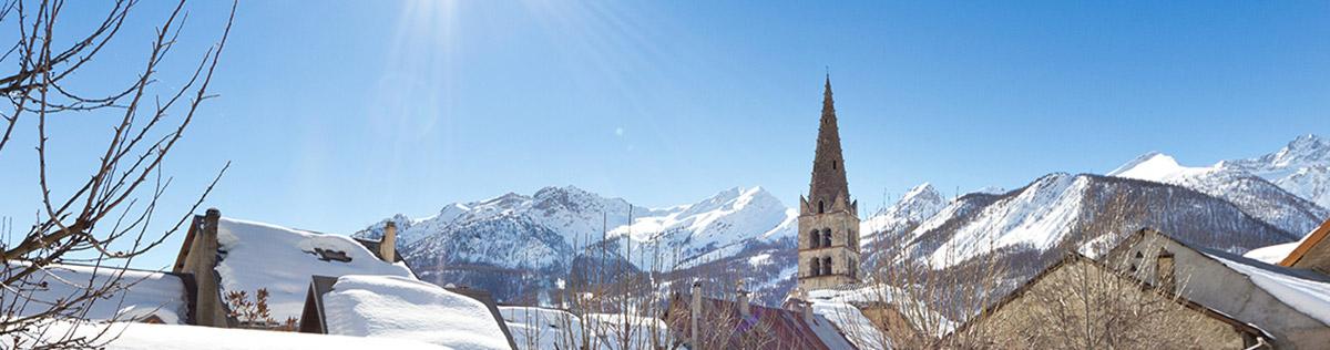 Location de vacances au ski à Serre Chevalier