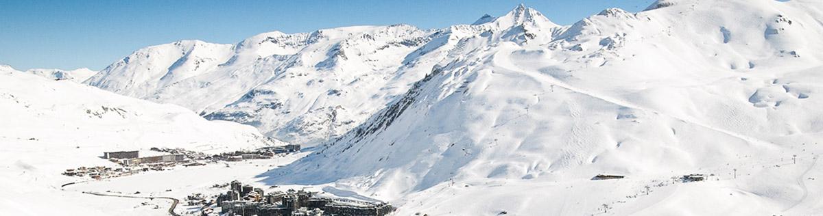 Location de vacances au ski à Tignes