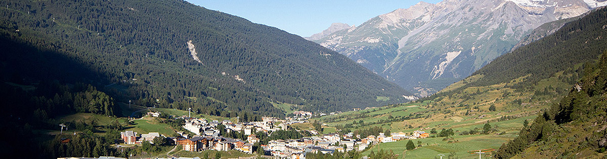 Location été Val Cenis