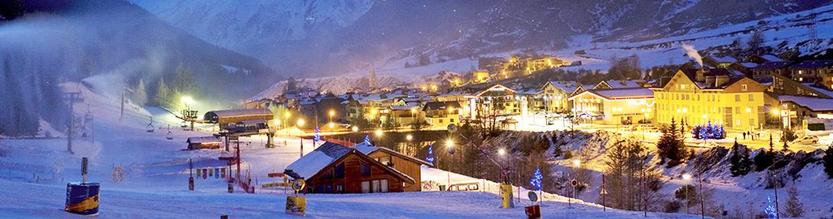 Location de vacances au ski à Val Cenis