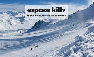 Hôtel Espace Killy