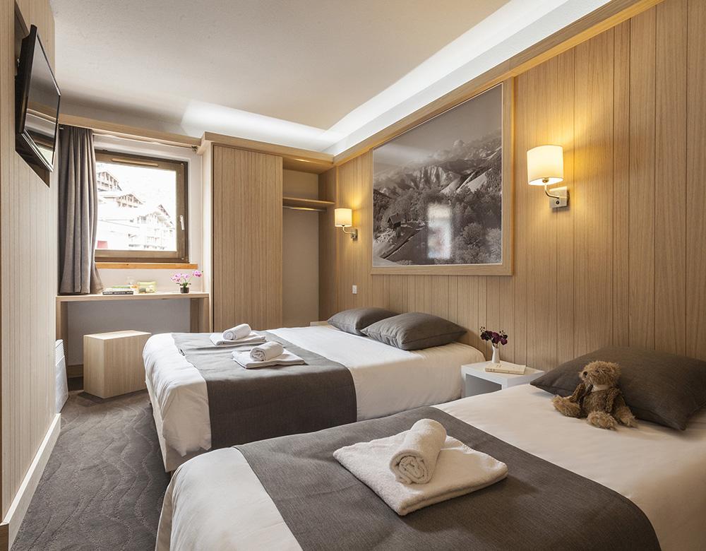 hotel club pension complète france
