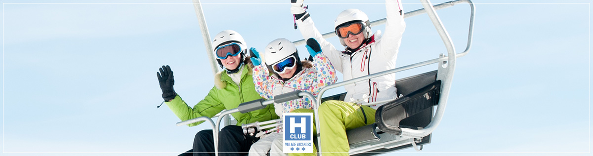 Skiing - Hotels Club rated 3* Holiday Villages