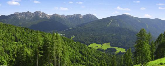 Vacances Montagne Été