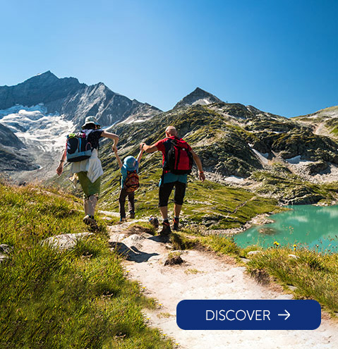 Your holidays in the Alps this summer