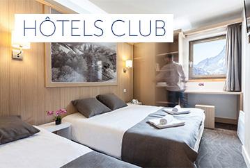 Hôtels Club Ski