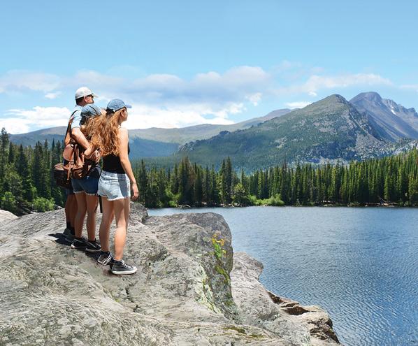 Vos Vacances à la montagne