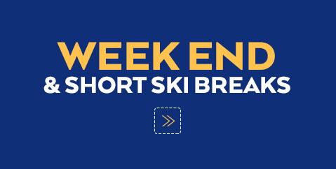 Week-end ski pas cher