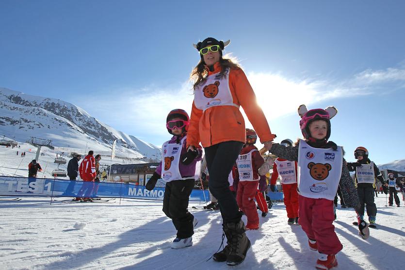 A quel âge emmener ses enfants à la montagne ?