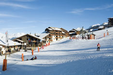 ski holidays la plagne