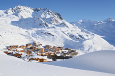 vacances ski val thorens