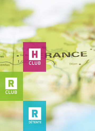 Close to 40 destinations in France, from the sea to the mountain !