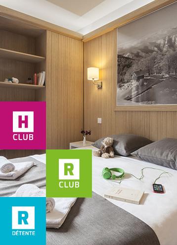 Hôtel Club, Résidence Club ou Résidence Détente