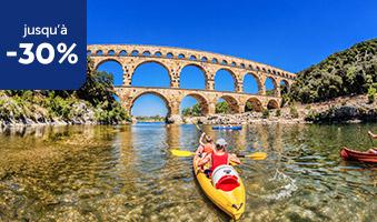 vacances Pont du Gard pas cher