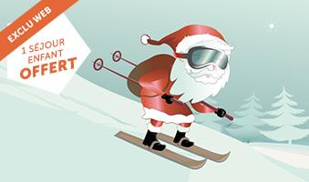 Noël au ski