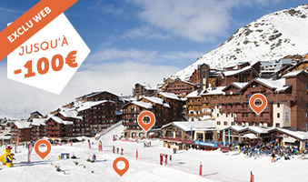 Exclu Web : Val Thorens Les Neiges