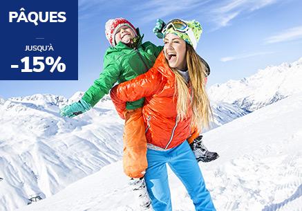 promo vacances ski club