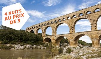 Promo Théoule sur mer Pont du Gard