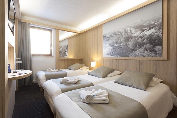 H tel club alpe d 39 huez club vacances ski mmv les bergers alpe d 39 huez - Chambre d hote alpes d huez ...