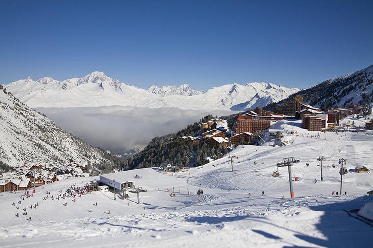 séjour de vacances ski Arc 2000