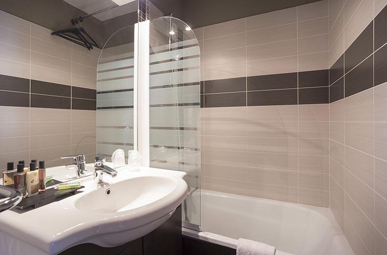 Hotel Arc 2000 Altitude - Salle de bain