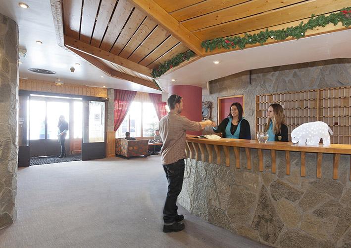 réservation hotel Arc 2000 Les Mélèzes