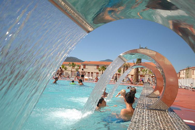 location été résidence club Les Demeures de la Massane à Argelès sur mer