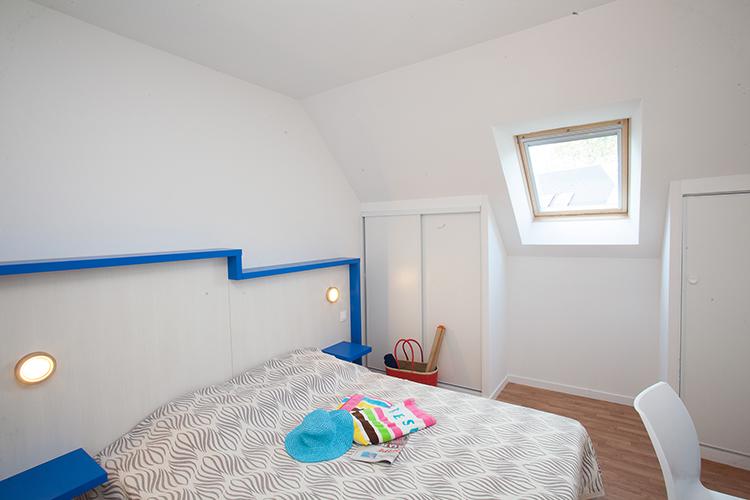 Réservation chambre résidence Auberville
